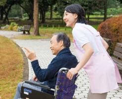 老人福祉の在宅介護