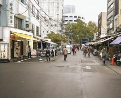 地元商店街